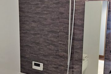 カビを一掃ピカピカの浴室にリフォーム