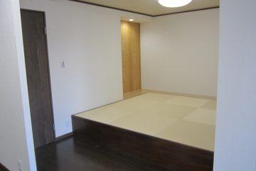 千葉市 高床式和室のある暮らしへリフォーム