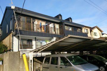 大型アパートをリノベーション 八千代市大和田
